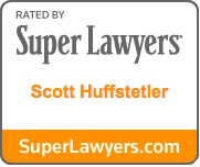 Scott D. Huffstetler - Super Lawyers Badge
