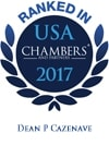Ranked In Chambers USA 2017