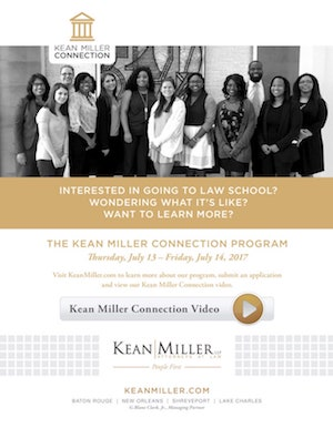 Kean Miller Connection