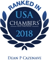 Ranked In Chambers USA 2018