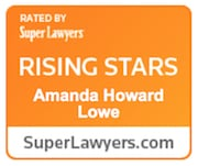 Amanda Howard Super Lawyers
