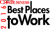 2016 - Best Place to Work - City Business