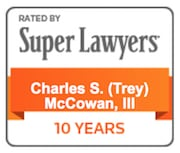 Charles McCowan Super Lawyers