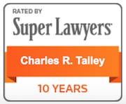 Charles Talley Super Lawyers