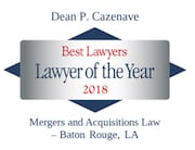 Dean Casenave Lawyer of The Year