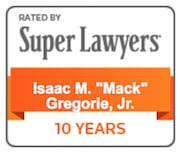 Isaac Gregorie Super Lawyers