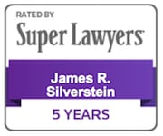James Silverstein Super Lawyers