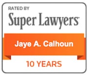 Jaye Calhoun Super Lawyers