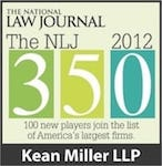 The National Law Journal: The NLJ 350
