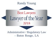 Randy Young Lawyer of The Year