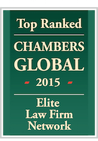 Top Ranked - Chambers Blogal - 2014 - Interlaw